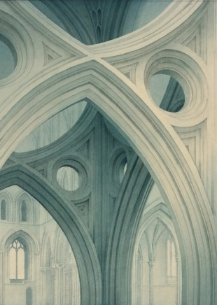 Scissor Arches, Wells SOLD