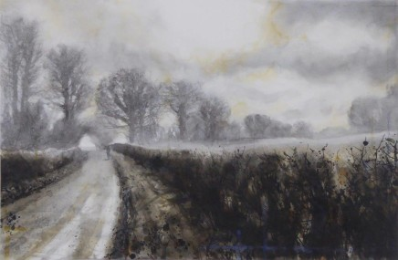Winter lane Gary Cook
