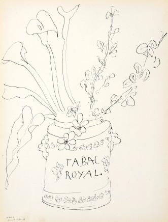 Cinquante Dessins, 1943 27 x 20.5 cm, £575 For details please 'click' on image