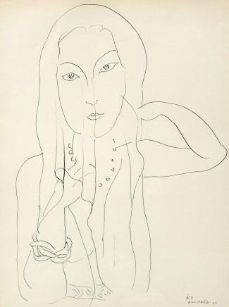 Cinquante Dessins, 1943 27 x 19 cm, £575 For details please 'click' on image