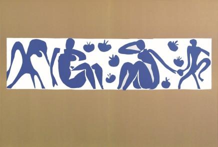 Femmes et Singes 36 x 53 cm, £500 For details please 'click' on image
