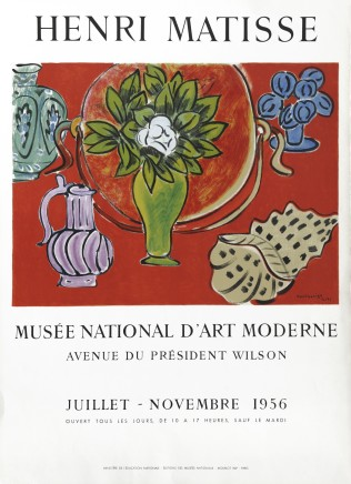 Musée National d'Art Moderne, 1956 72.5 x 52.5 cm, signed in plate £1,650