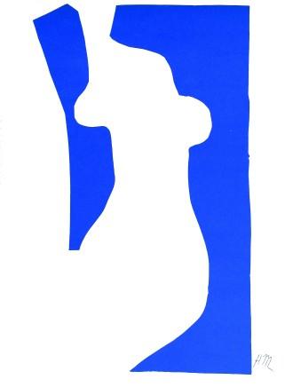 Nu Bleu VII 34 x 20 cm, signed in plate £600 For details please 'click' on image