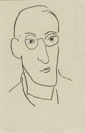 Repli 8, 1947 ed.370 Lithograph, 19 x 12 cm, £750