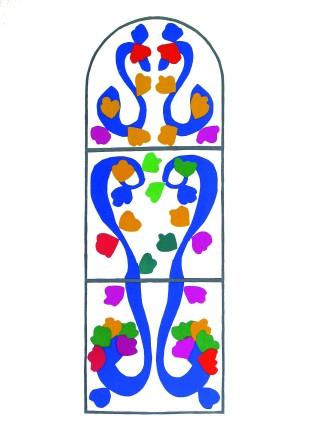 Vigne 32.5 x 11.5 cm, £500 For details please 'click' on image