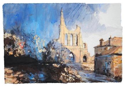 Give Way (Byland Abbey)