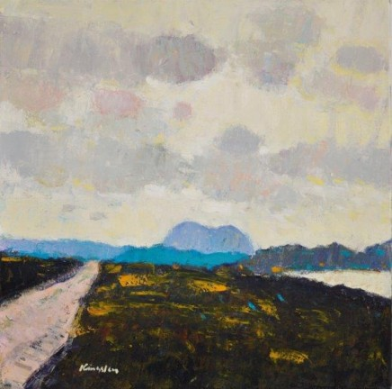 John Kingsley PAI RSW Quinaig, Sutherland