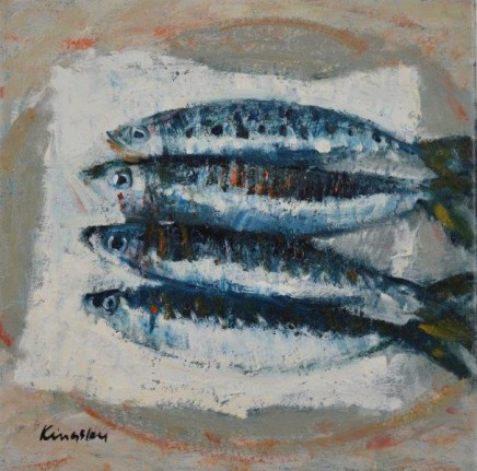 John Kingsley, PAI RSW Sardines