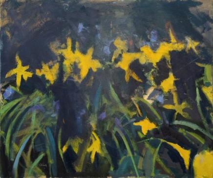 Michael G Clark PAI RSW The Artist's Garden II