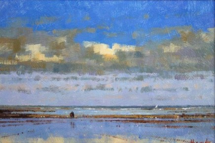 A Bright Day at the Coast SOLD