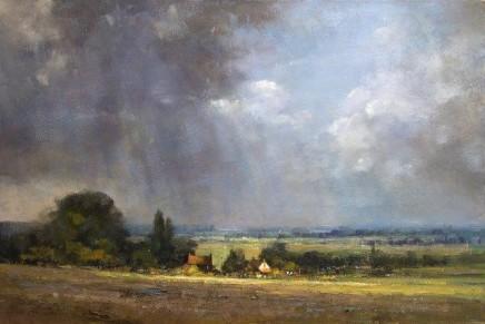Matthew Alexander After Rain at Marshside £4,250