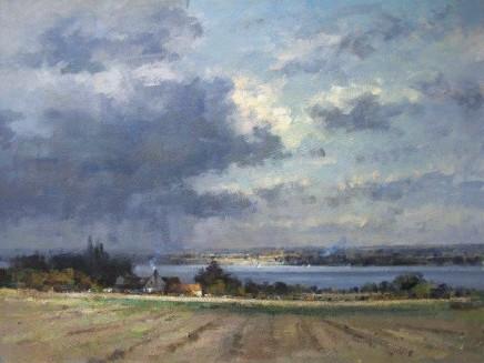Matthew Alexander Approaching Storm, Pegwell £8,500