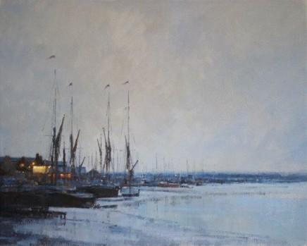 Matthew Alexander Dusk at Maldon, Essex £3,950
