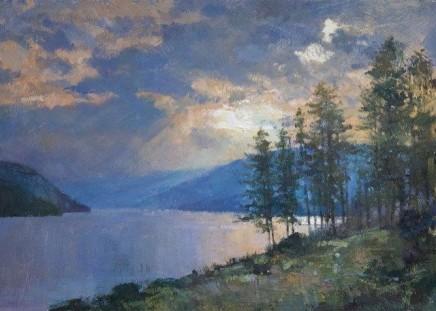 Evening Light, Haweswater