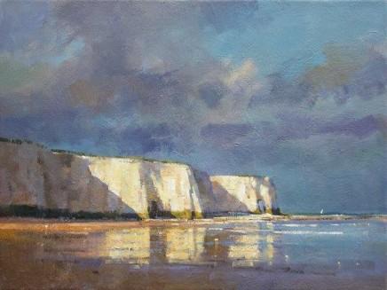Matthew Alexander Low Tide at Kingsgate Bay £2,500