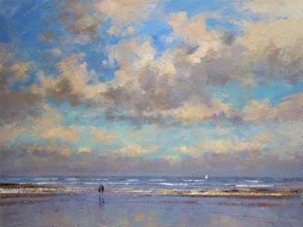 Matthew Alexander Sunday by the Sea £4,500