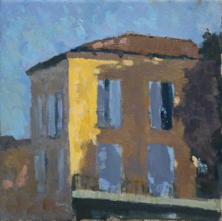 Michael G Clark PAI RSW After a Hot Day, South West France £2,500