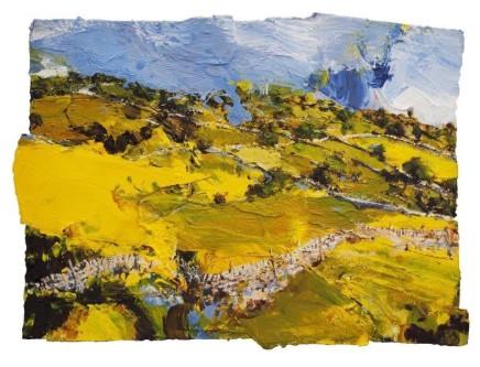 David Tress Buttercup Fields, Yockenthwaite £5,700
