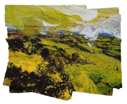 David Tress Dartmoor Edge, Gorse, Shilstone Tor £4,300