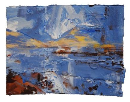 David Tress Liatach in Cloud, Sun II £3,500