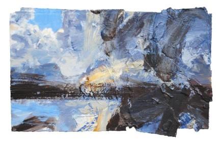 David Tress Light on the Mountain £3,850
