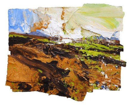 David Tress Looking for Spring. Rough Tor £4,300