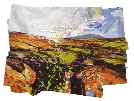 David Tress Looking for Spring. Siblyback, Bodmin Moor £4,300