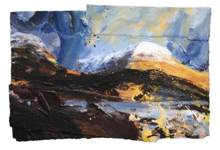 David Tress Snow on the Tops, Beinn Bhan £5,300