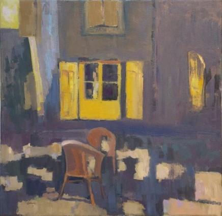 Michael G Clark PAI RSW Lydia's Garden, Provence £4,750