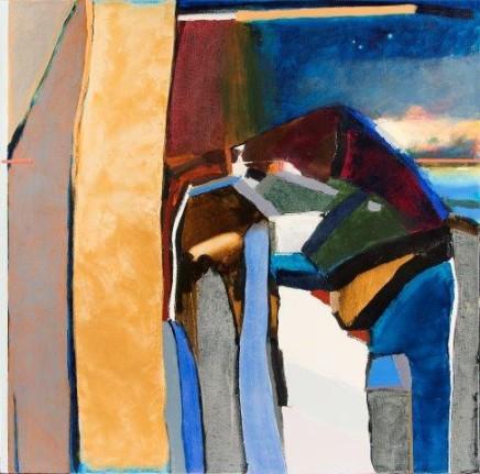 David Prentice (1936-2014) Sticks, Winter Beacon (2005) £12,500