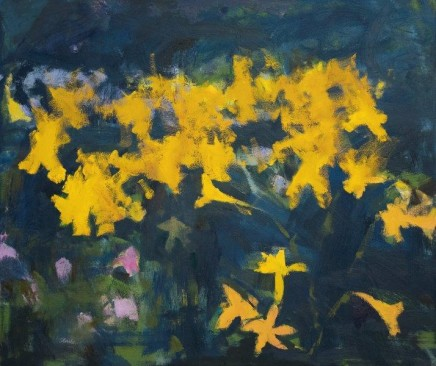 Michael G Clark PAI RSW The Artist's Garden I £5,250