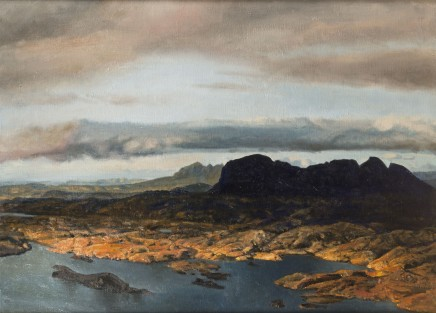 Fred Schley, Suilven from Polly