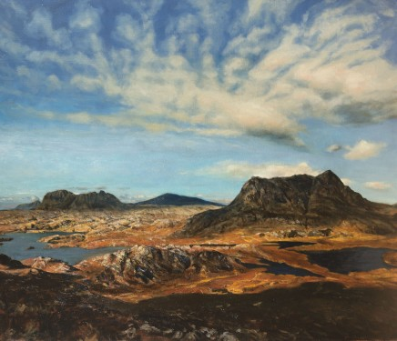 Fred Schley, Stac Polly Viewpoint