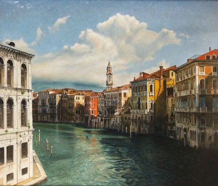 Fred Schley, The Heart of Venice