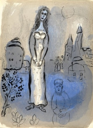 Marc Chagall, Esther