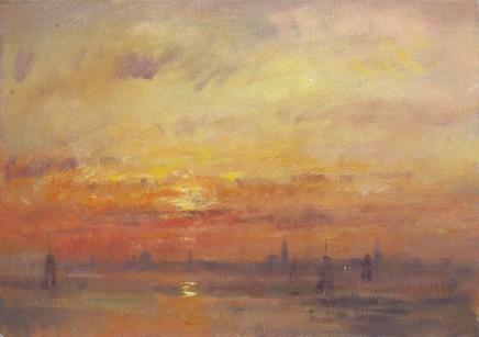 Matthew Alexander, Venice sunset