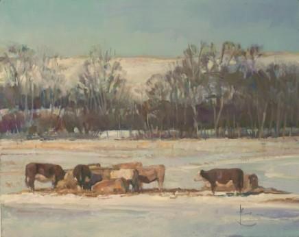 Valerie Hinz, A Taste of Winter