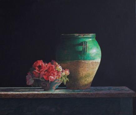 Colin Fraser, Veridian Glaze