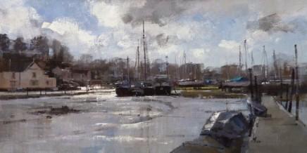 Matthew Alexander, February Sun, Pin Mill