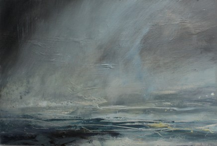 Janette Kerr Hon RSA PPRWA, Slow Drift - Fading Light