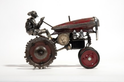 James Corbett, Roger's Tractor