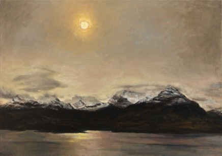 Fred Schley, From the Diabaig road, West Coast mainland