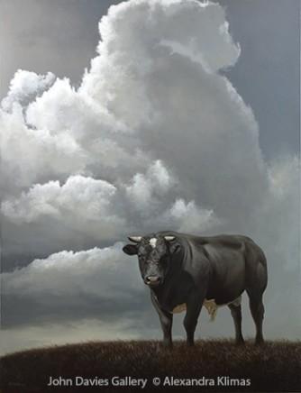 Alexandra Klimas, Tank the Bull on the Hill