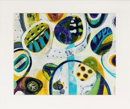 Tanya Short, Blue Composition I