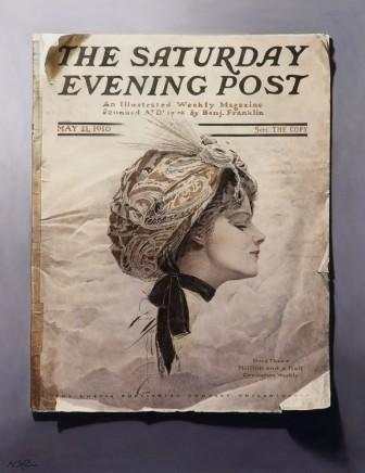 Mark S Payne, The Saturday Evening Post
