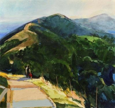 David Prentice, Malvern Hills - Converse, 2007
