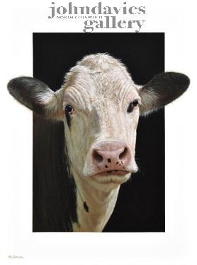 Alexandra Klimas, Lora the Cow