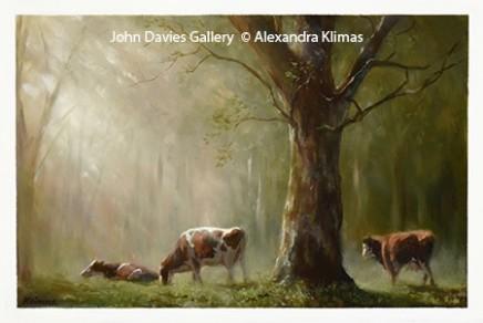Alexandra Klimas, Three Cows