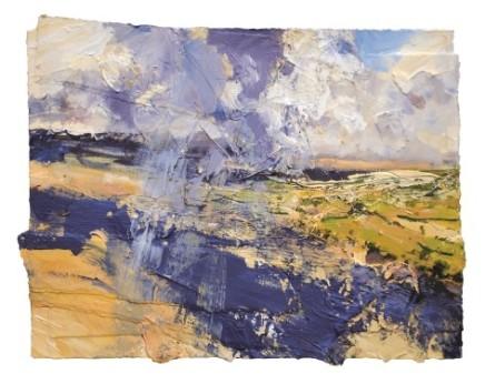 David Tress, From Yar Tor (Dartmoor)