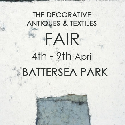 The Decorative Antiques & Textiles Fair Battersea Park, Stand B11